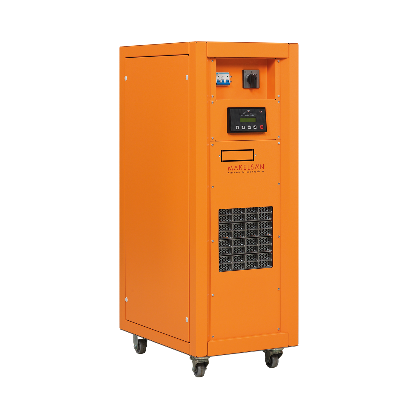 Makelsan Ups Uninterruptible Power Supplies Of Automatic Voltage Control And Regulation Its Input Stabilizer 10 2000 Kva